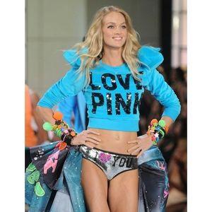 PINK VS | Rare 2011 Fashion Show Sequin Panties
